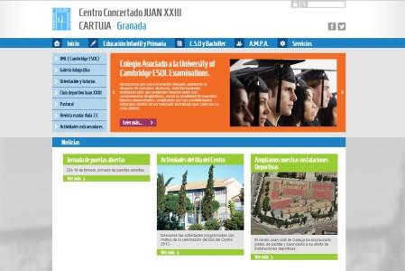 Centro Juan XXIII de Cartuja