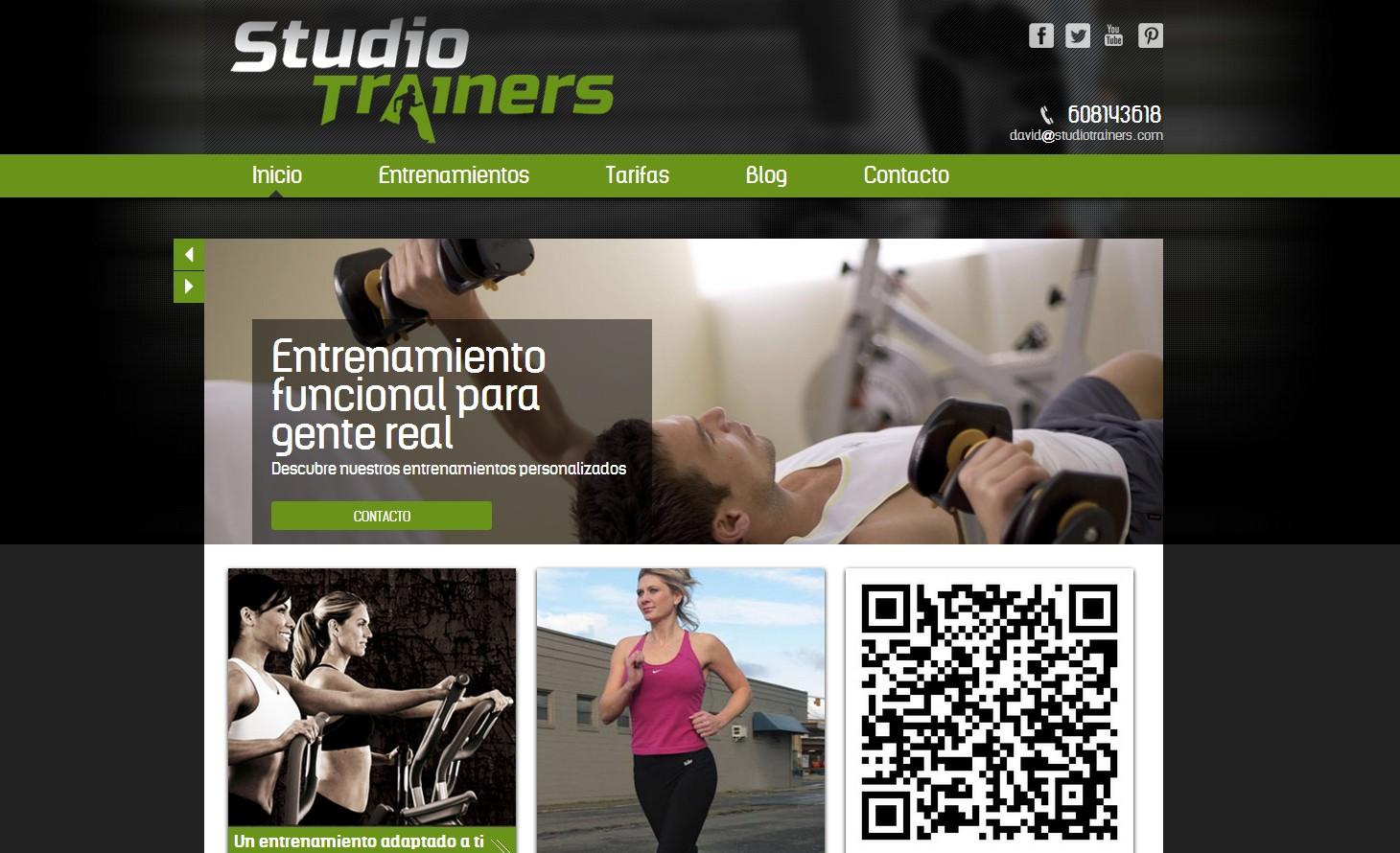 Studio Trainers