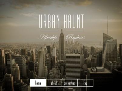 Urban Haunt
