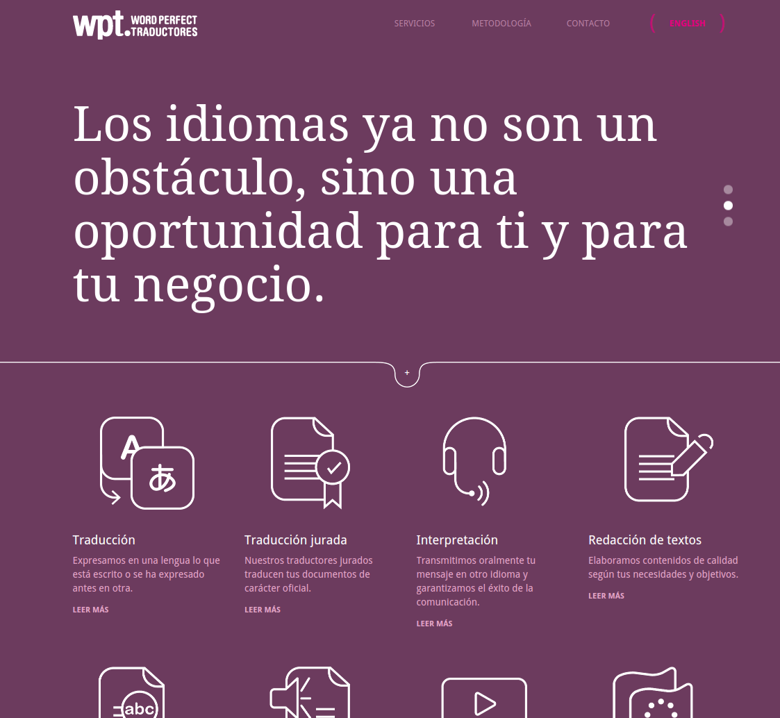 WPT Traductores