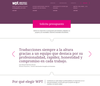 WPT - Home