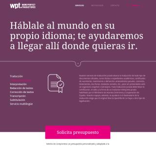 WPT - Servicios
